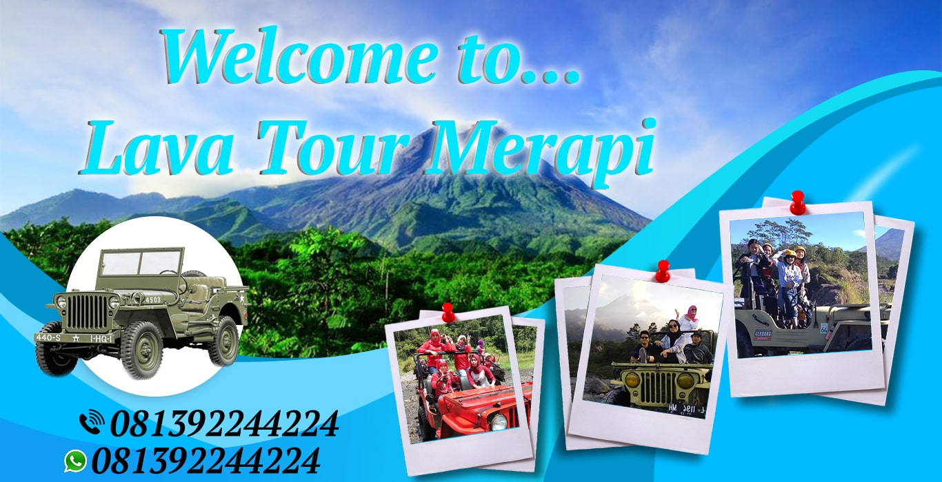 Welcome To Website Tour Merapi Mount